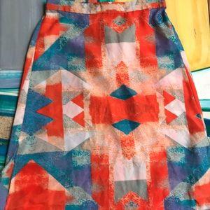 Volcom Skirt with side splits